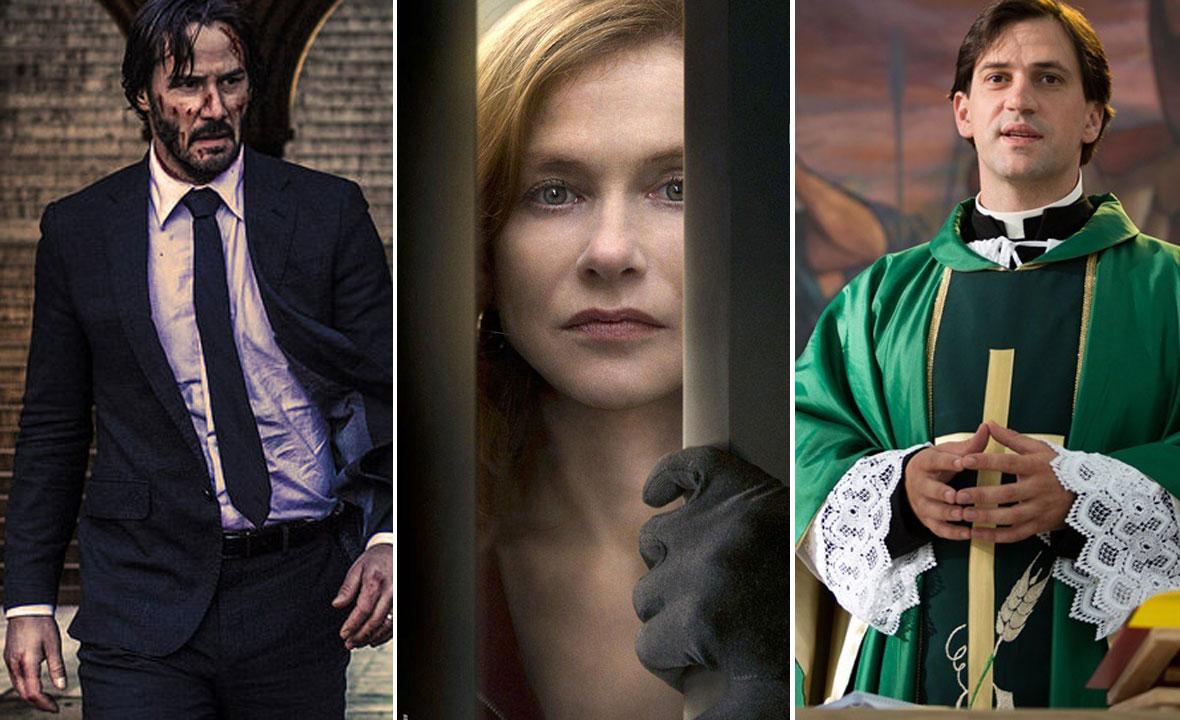 Keanu Reeves, Isabelle Huppert i Goran Bogdan