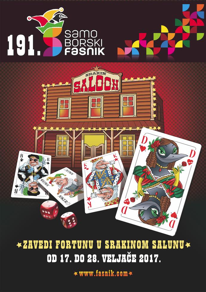 SAMOBORSKI FASNIK_PLAKAT