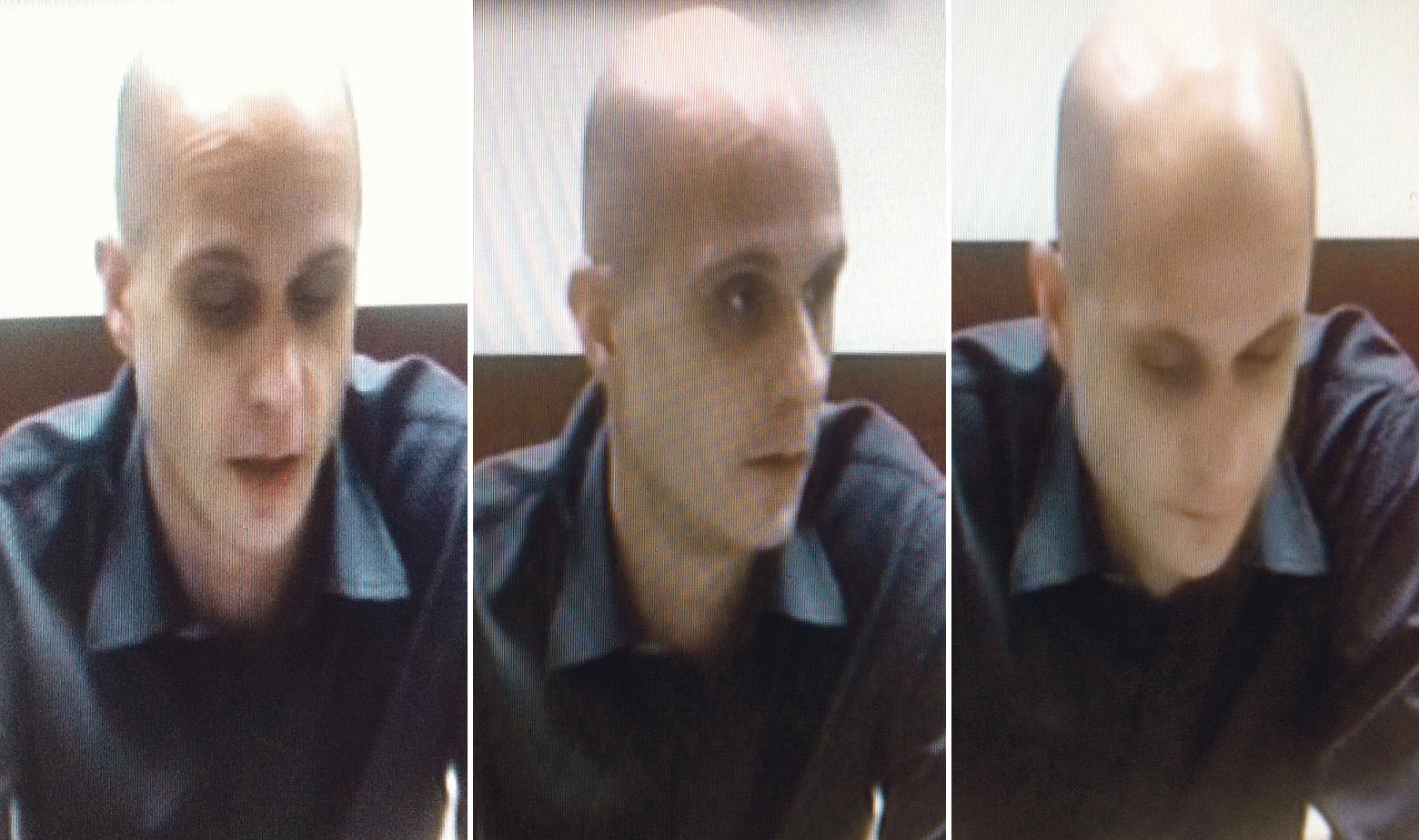 Svetisalv Josimović tijekom svjedočenja na USKOK-u
