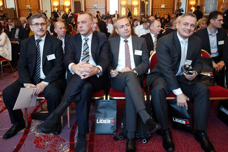 """Sudionici konferencije PwC-a i Lidera """"Trendovi u telekomunikacijama 2017."""""""