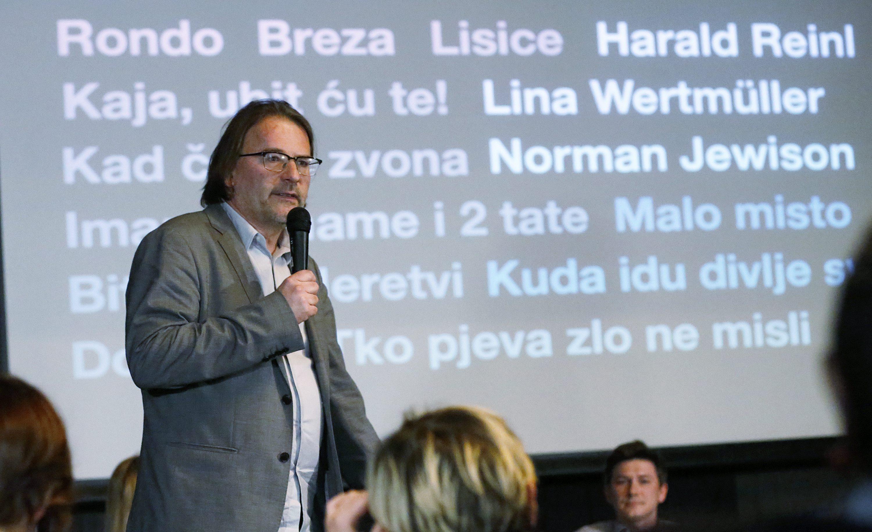 Bivši ravnatelj HAVC-a Hrvoje Hribar