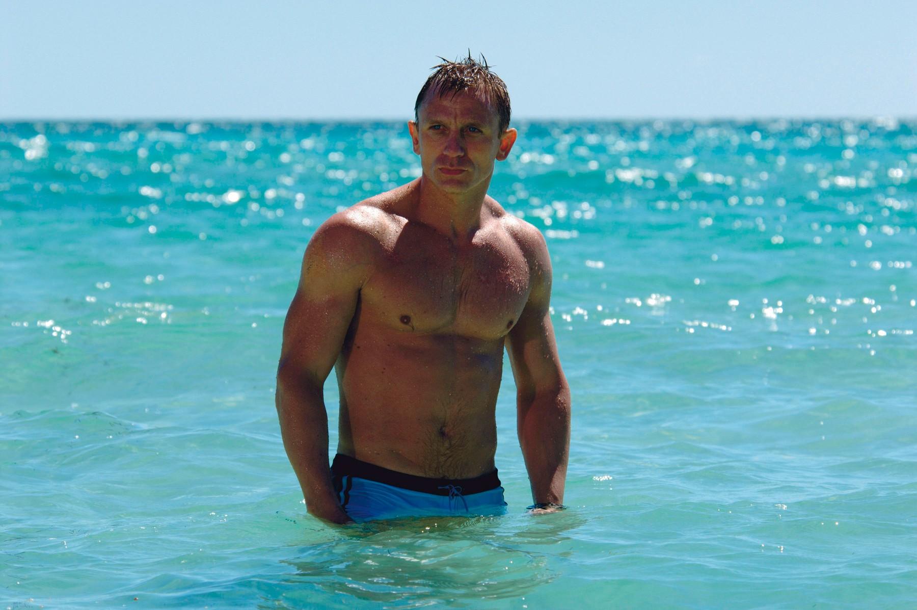 Daniel Craig u svom prvom filmu o Jamesu Bondu, 'Casino Royale'