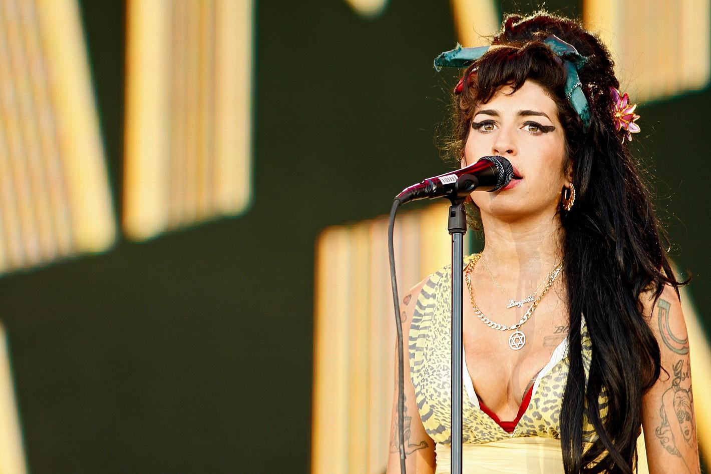 Amy naslovna