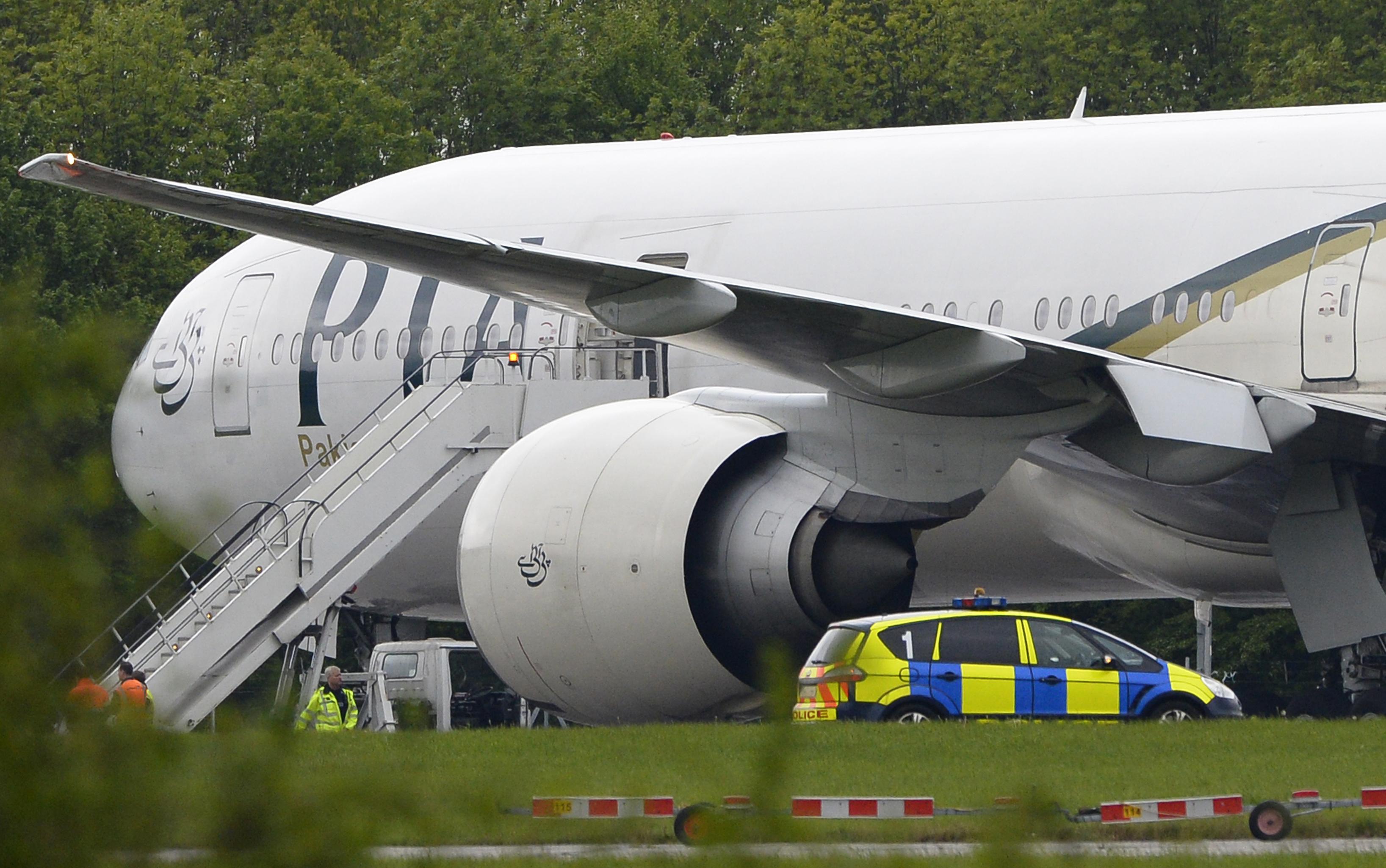 Ilustrativna fotografija: Pakistan International Airlines, Boeing 777