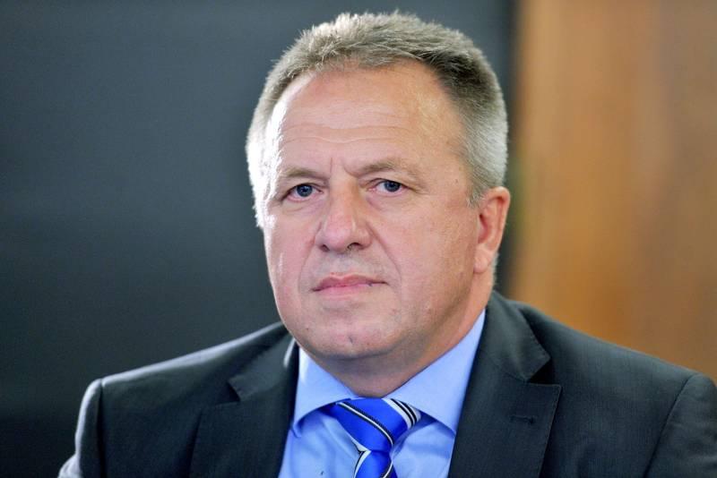 Slovenski ministar Zdravko Počivalšek