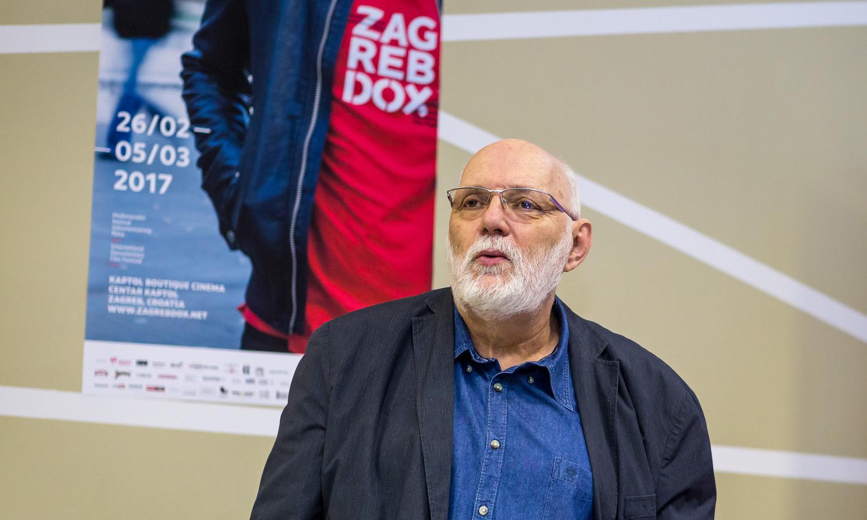Direktor festivala ZagrebDox Nenad Puhovski