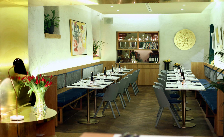Split, 270217. Restoran O Zlata vlasnice Daniele Milisic. Foto: Duje Klaric / CROPIX
