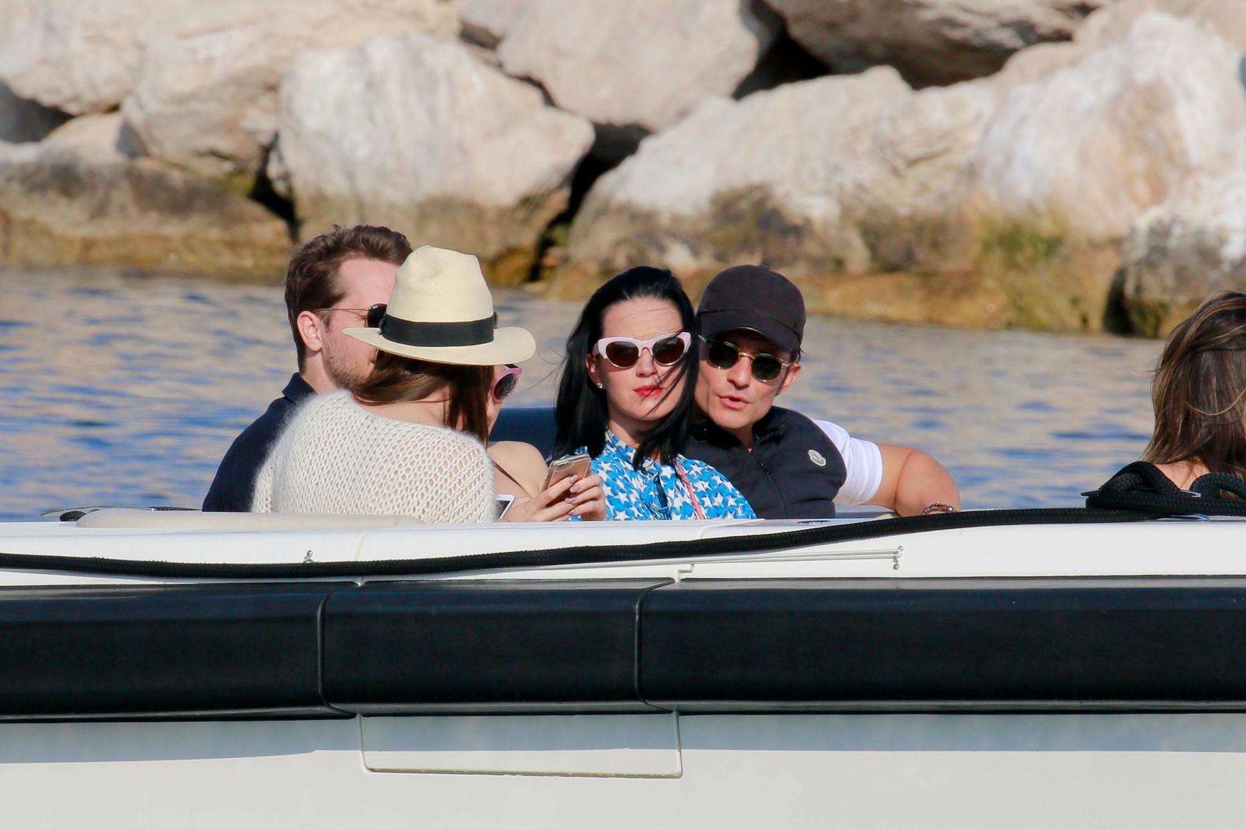 Katy Perry i Orlando Bloom u svibnju prošle godine