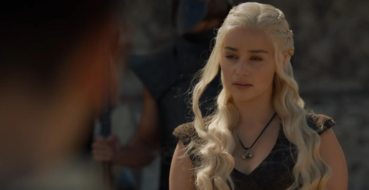 Daenerys Targaryen koju glumi Emilia Clarke