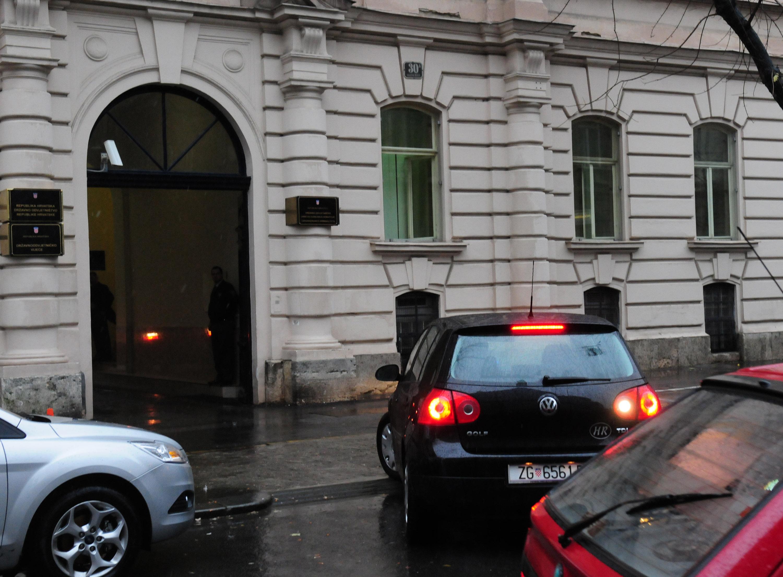Na fotografiji: zgrada DORH-a u Zagrebu