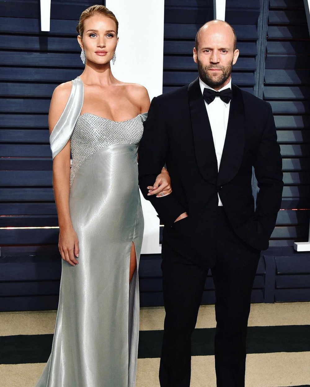 Rosie Huntington-Whiteley: Last night with my loves attending the Vanity Fair Oscar Party,, Image: 322730717, License: Rights-managed, Restrictions: , Model Release: no, Credit line: Profimedia, Face To Face A