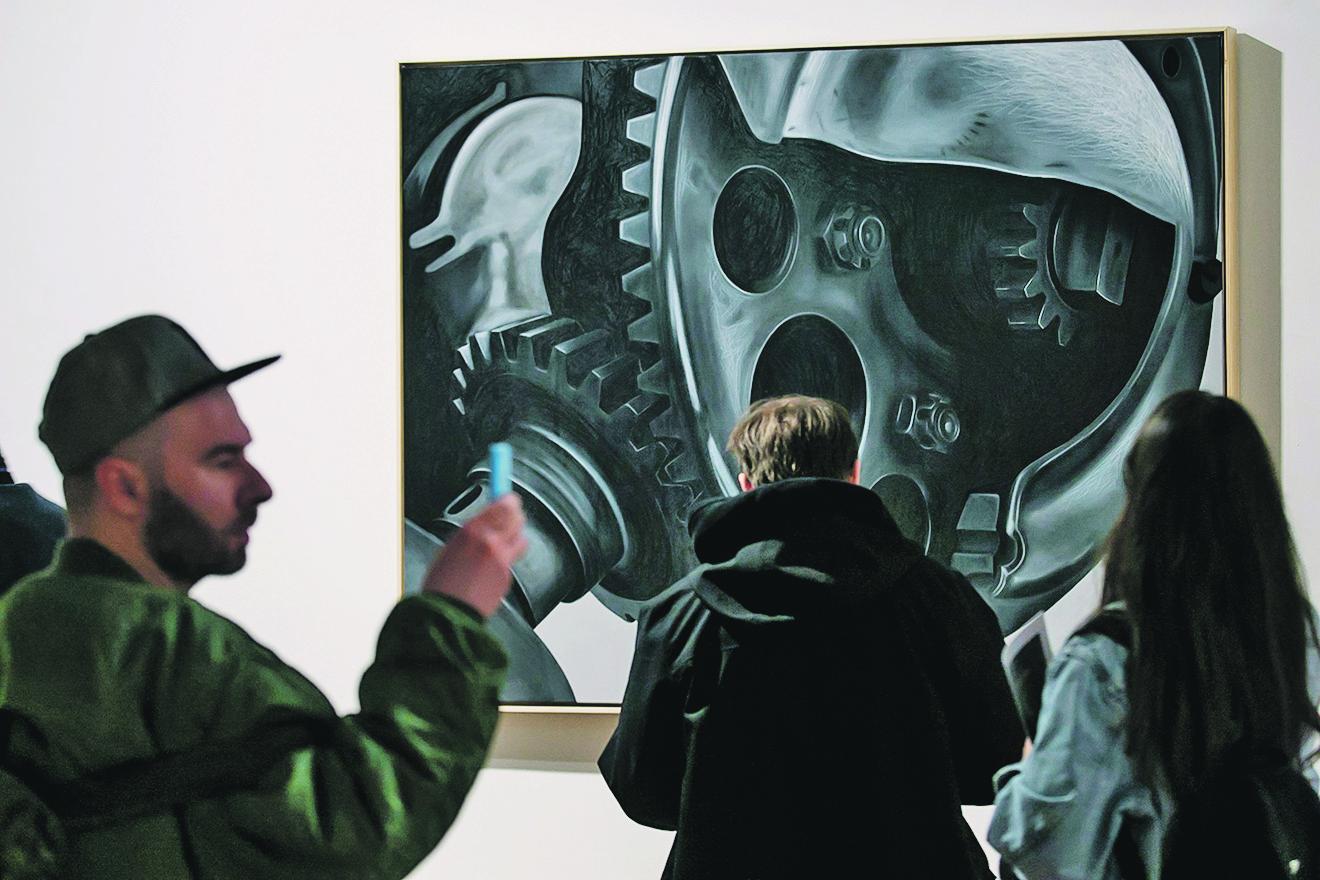 Rad umjetnice Ive Habus