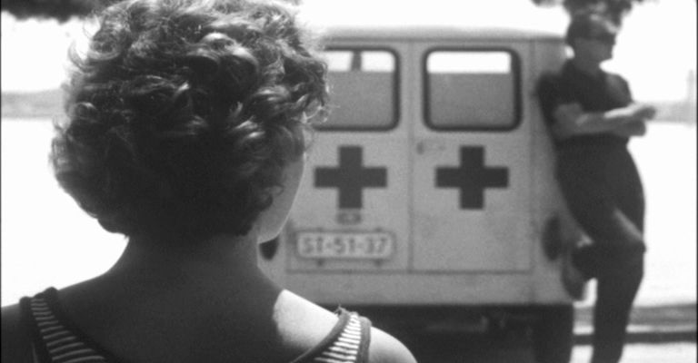 Prizor iz filma 'Fokus' Ivana Martinca