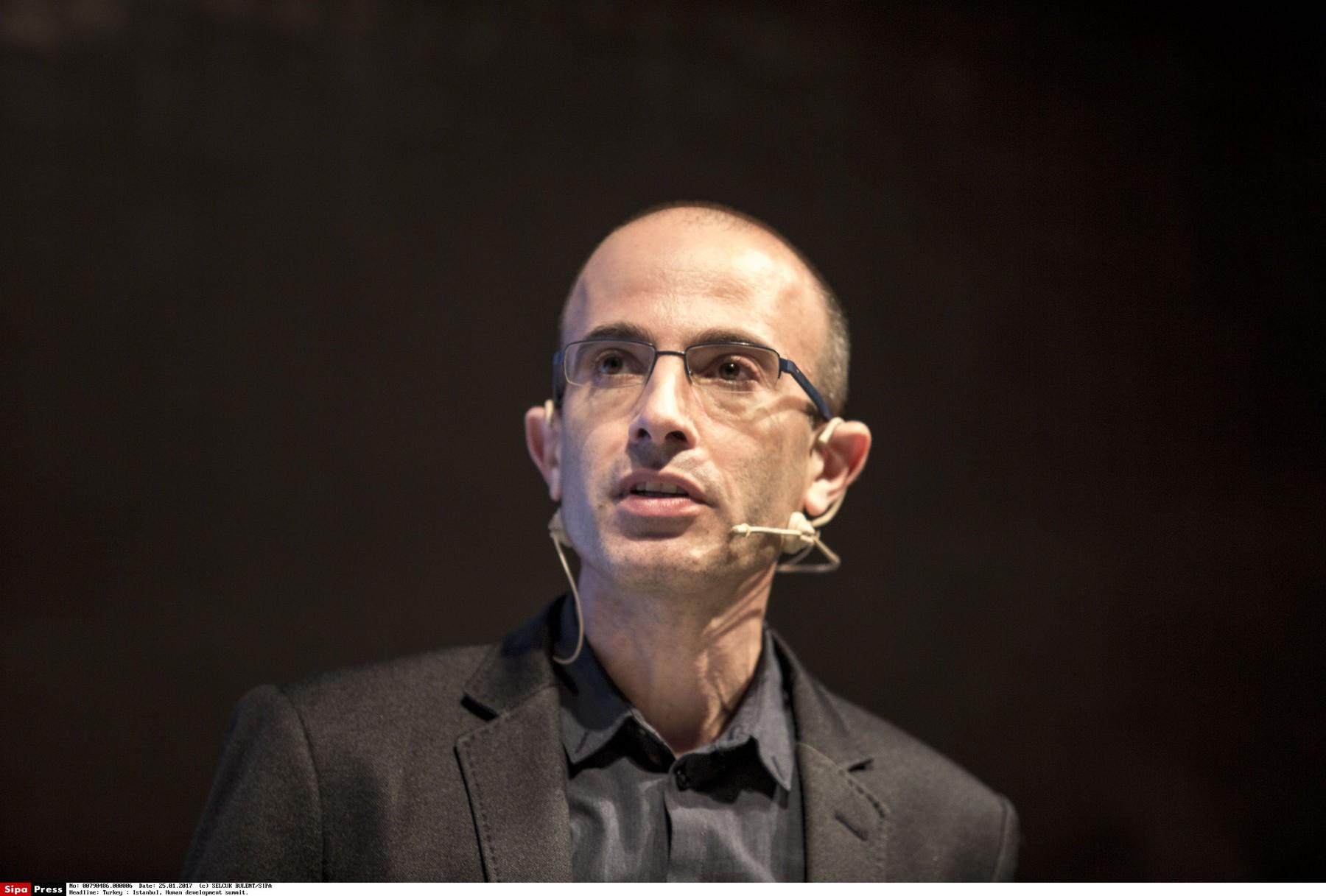 Yuval Noah Harari,
