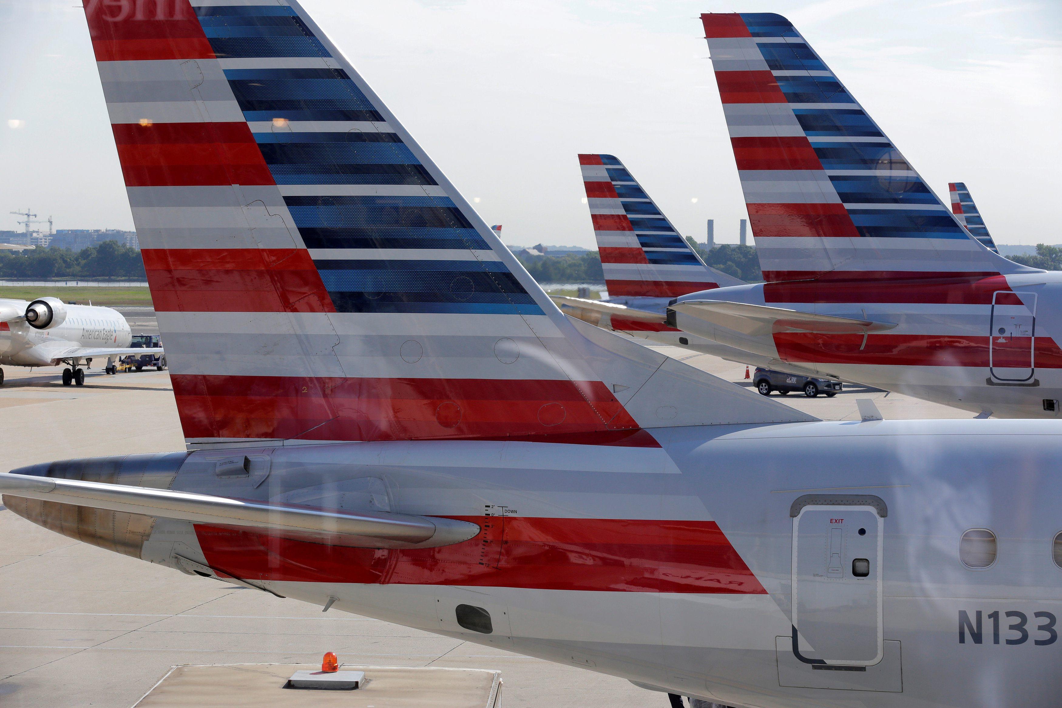 American Airlines, ilustrativna fotografija