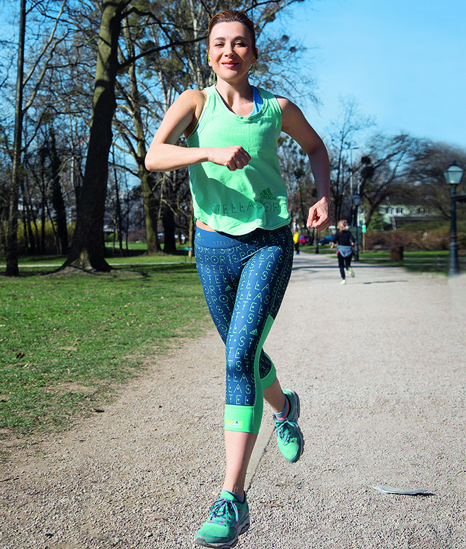 Ecija Ojdanic, trcanje, Maksimir, foto: Ana Mihalic, 21032017