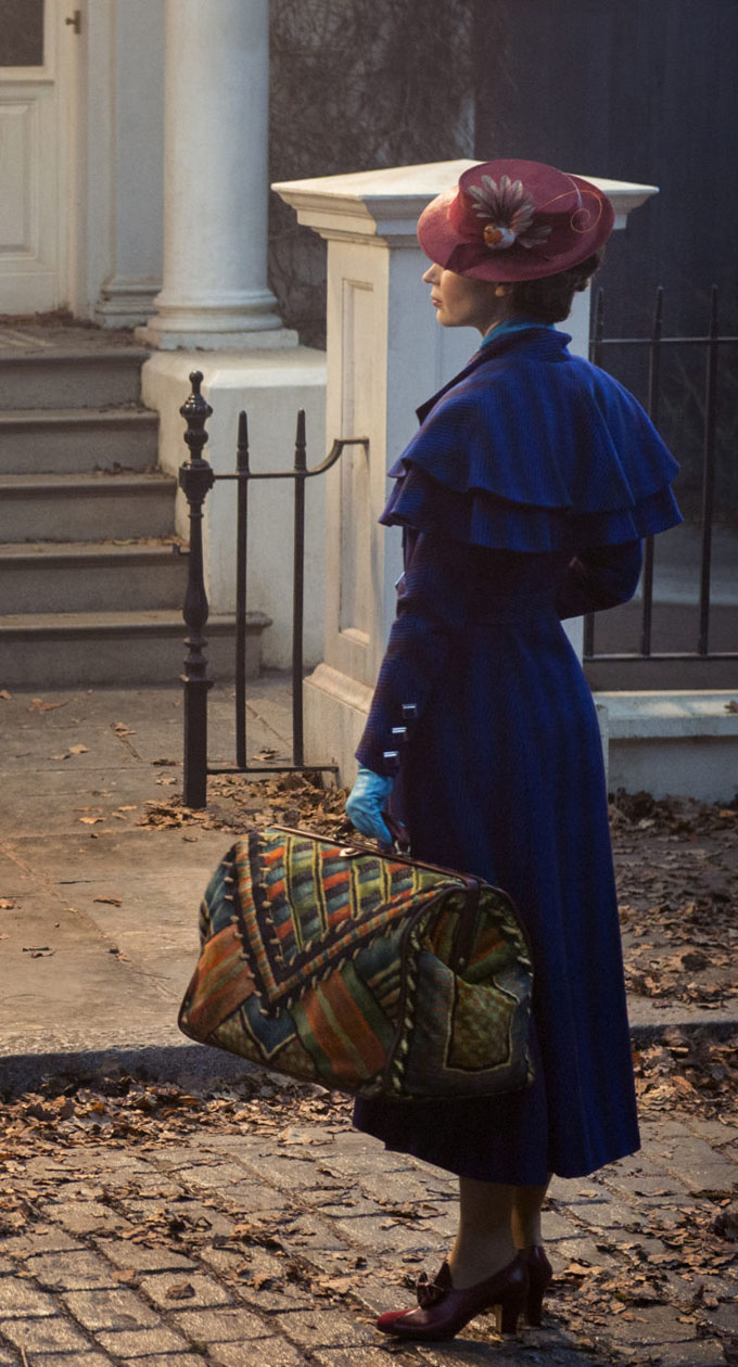 Emily Blunt kao Mary Poppins