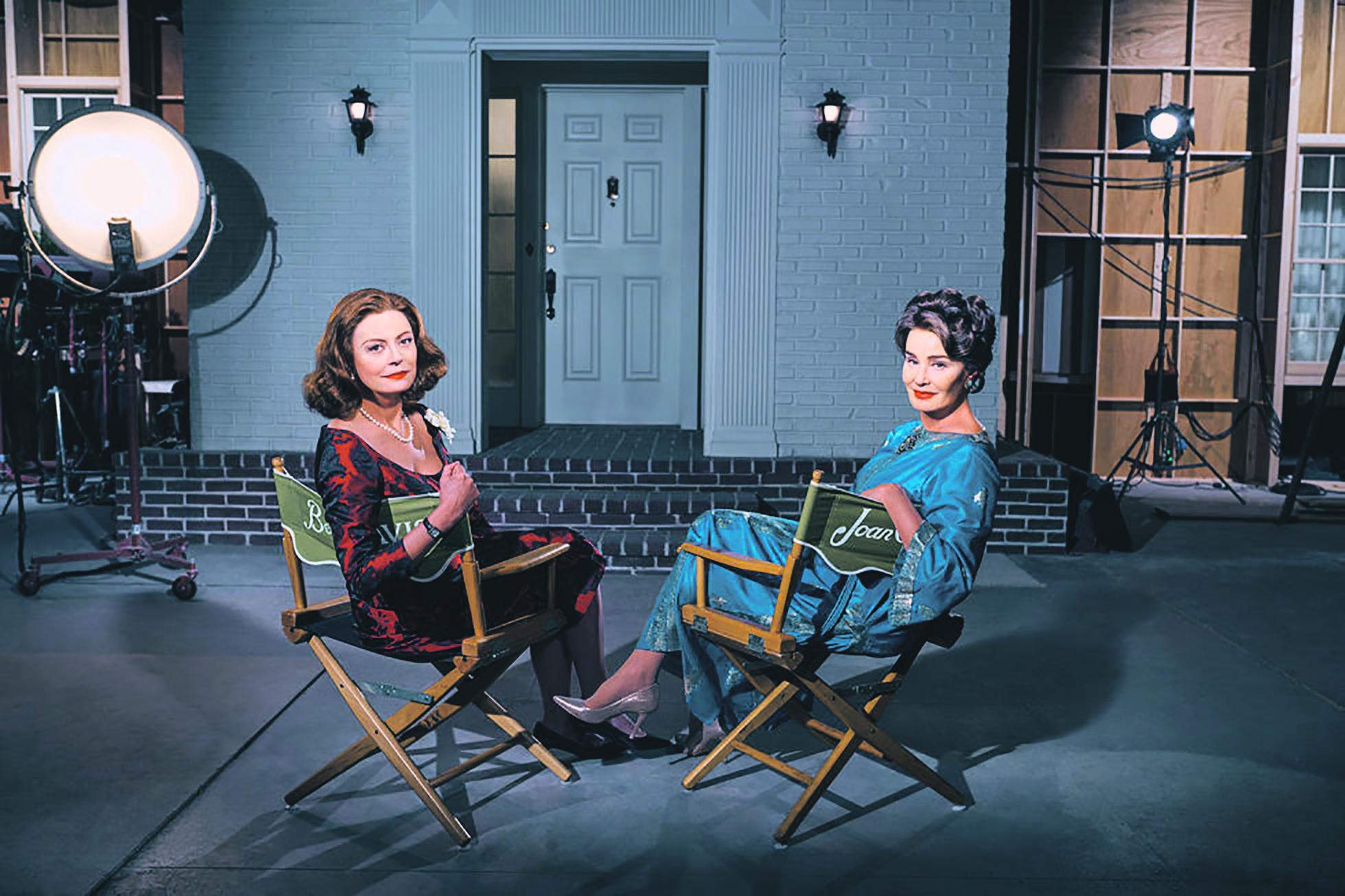 Susan Sarandon i Jessica Lange