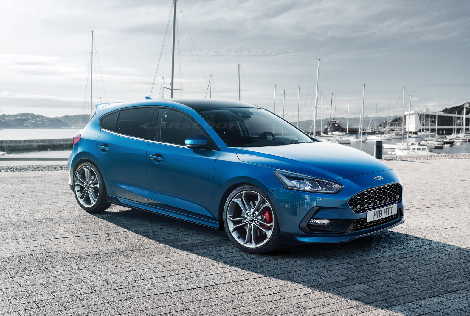 2019-Ford-Focus-ST-Carscoops