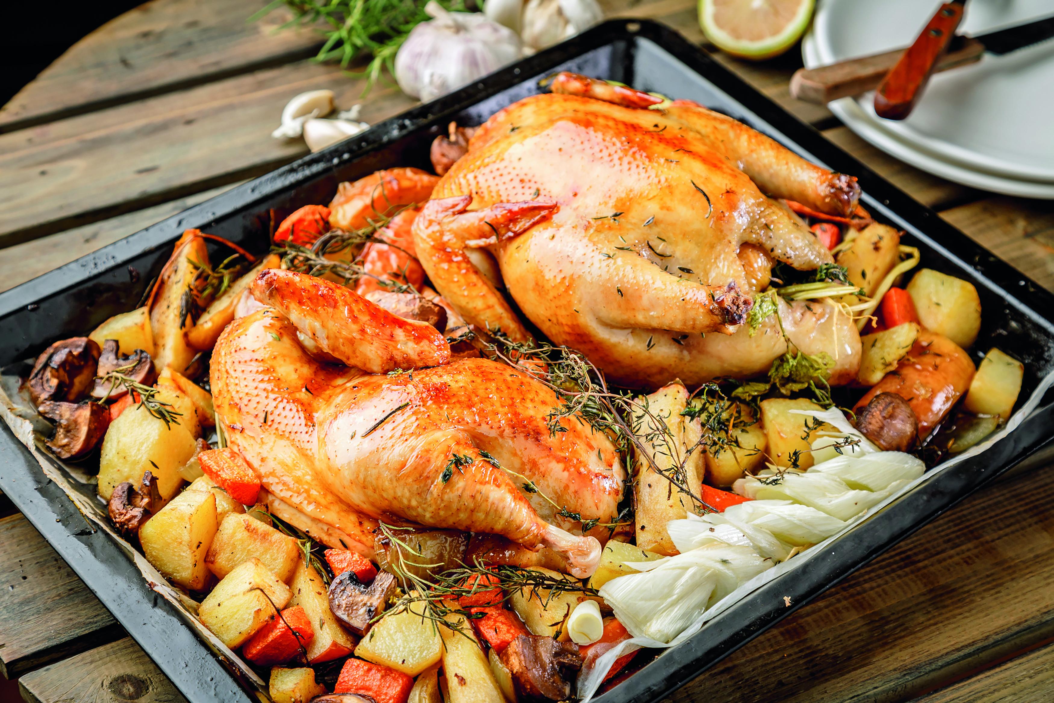 piletina-s-povrcem-i-gljivama