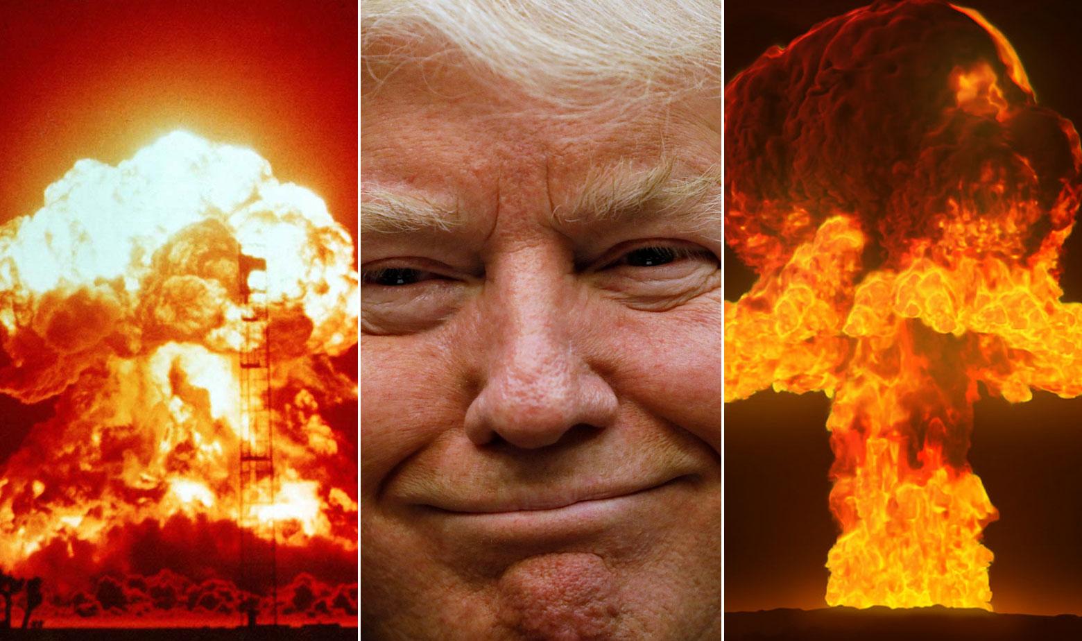 trumpeksplozija