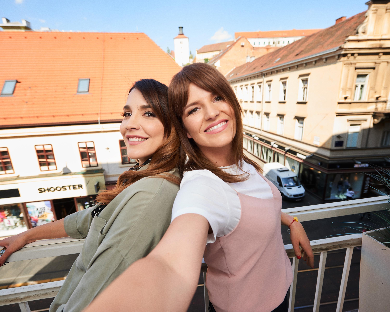 Antonija Blaće i Marijana Batinić, voditeljice i ambasadorice Bliss instituta