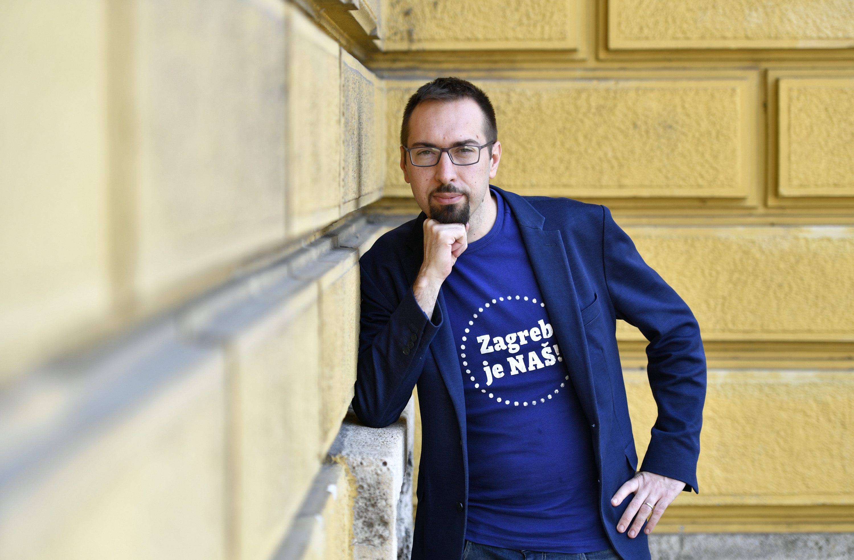 Jutarnji List Tomislav Tomasevic Iz Platforme Zagreb Je Nas Magistrirao Sam Na Cambridgeu I Vec Se Petnaest Godina Borim Za Zagreb