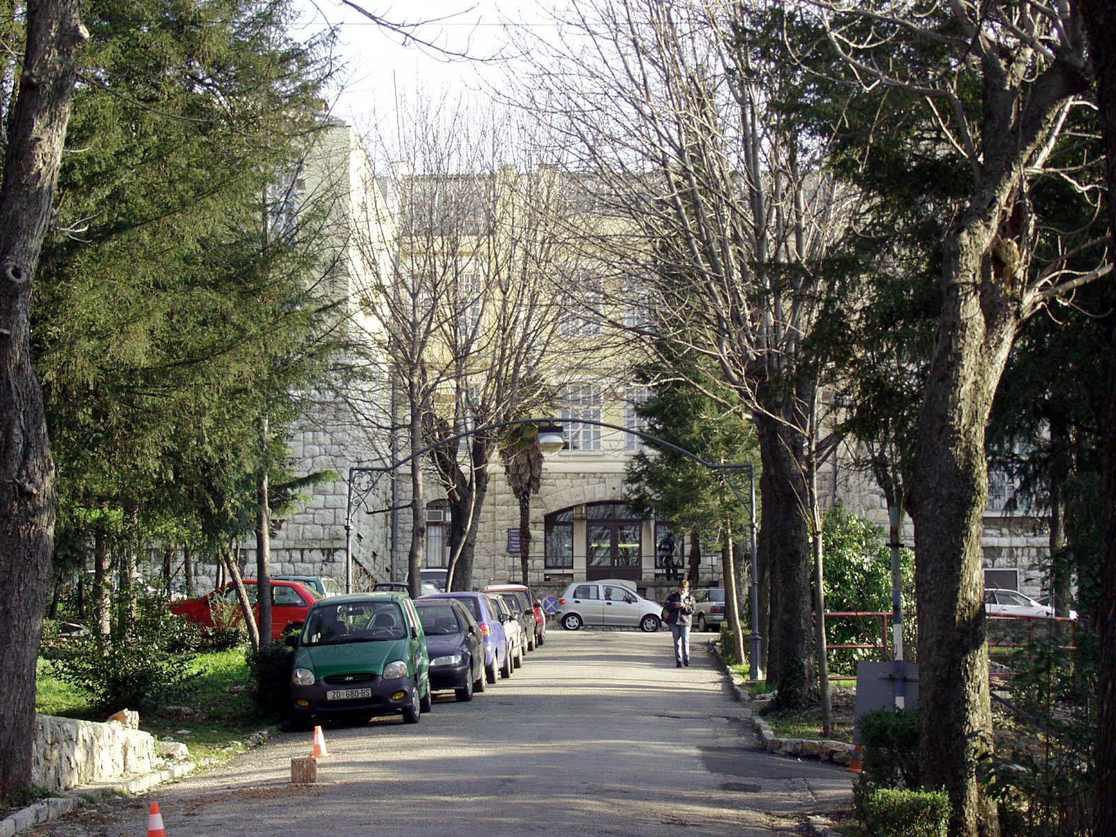 Medicnski fakultet Rijeka, arhivska fotografija