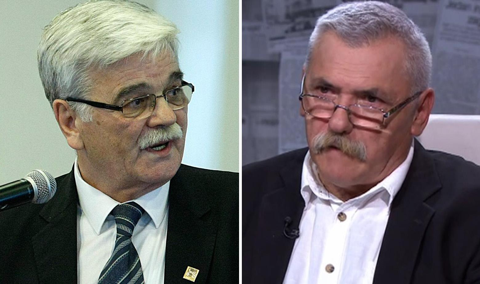 Milan Kovač i Rajko Dondur