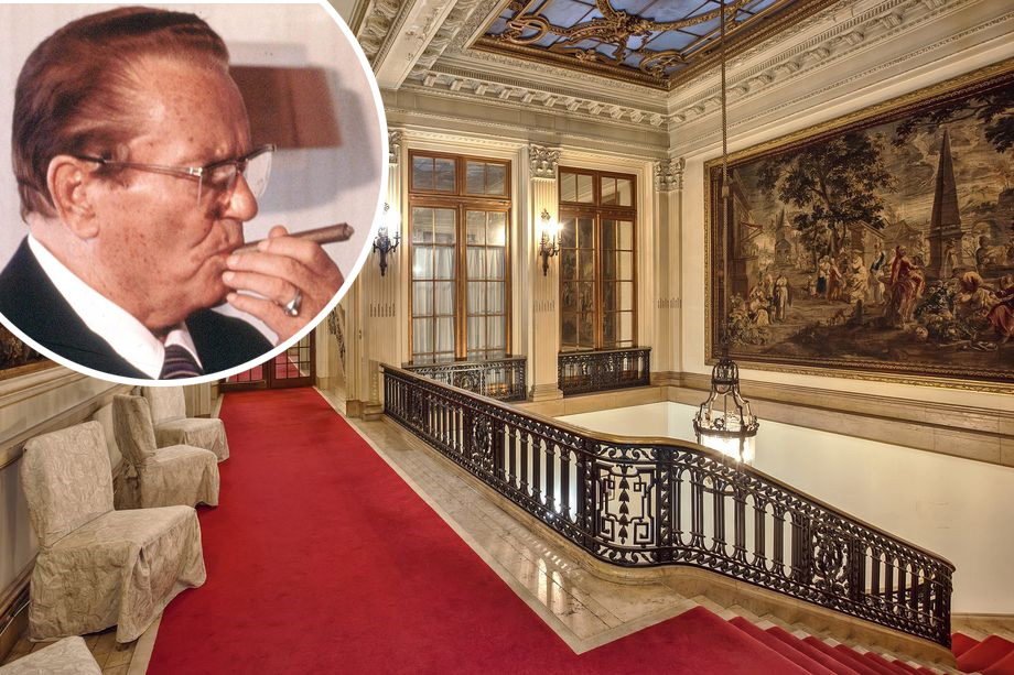 Tito palača New York