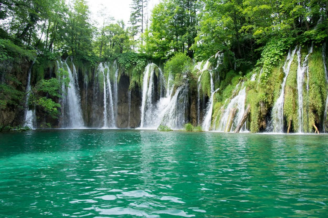 Nacionalni park Plitvička jezera.