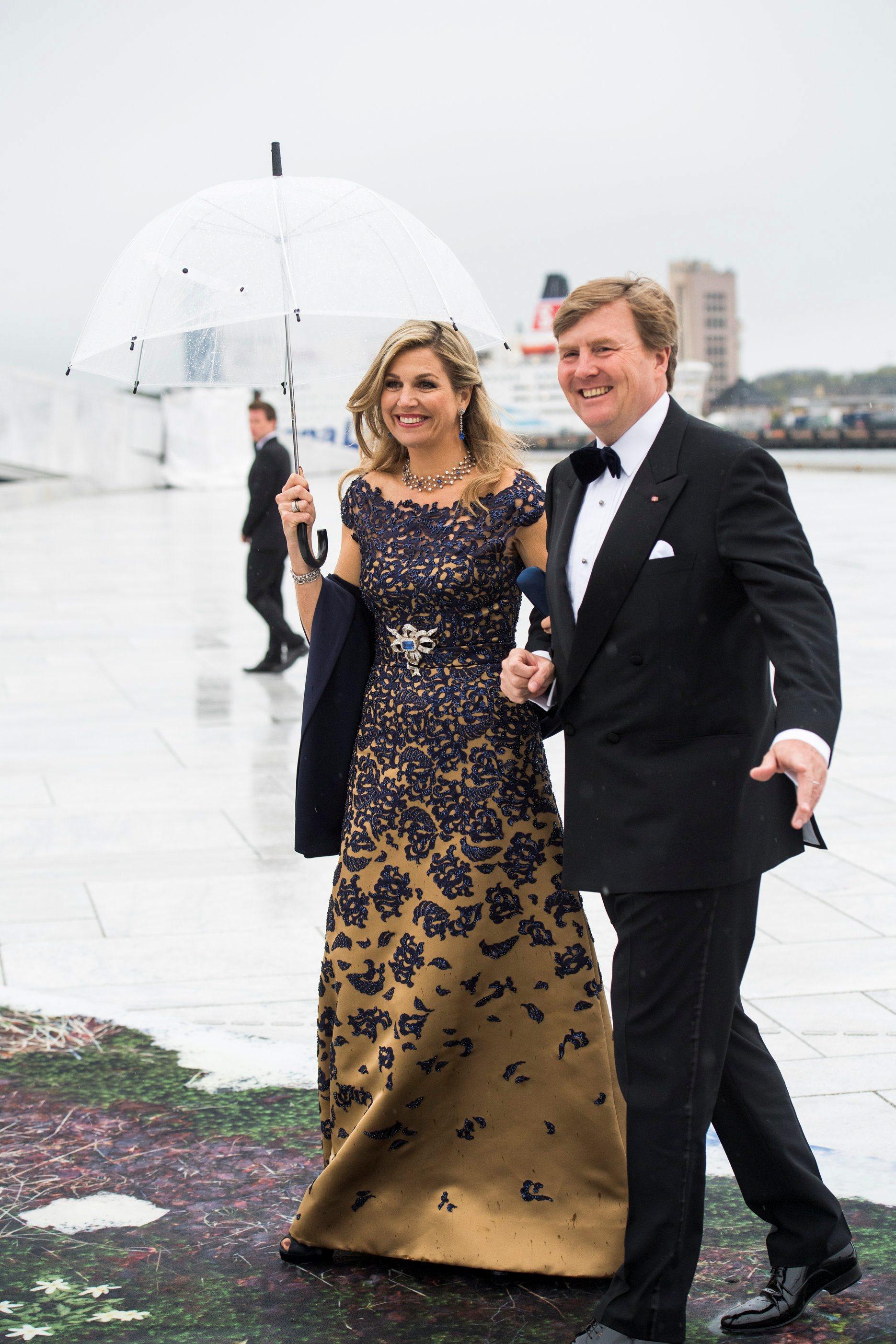 kraljica Maxima i kralj Willem-Alexander