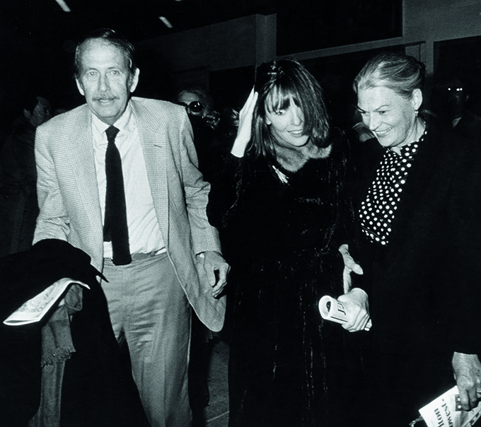Father, Diane Keaton and Mother during