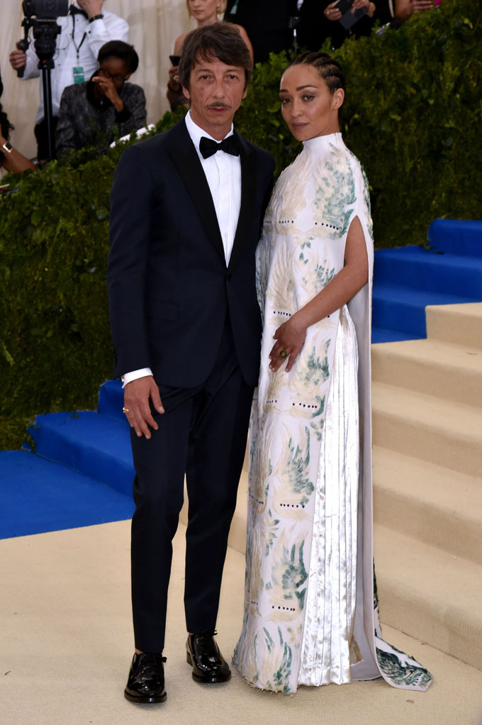 Ruth Negga at arrivals for Rei Kawakubo & Comme des Garcons Costume Institute Gala - ARRIVALS 4, Metropolitan Museum of Art, New York, NY May 1, 2017., Image: 330893737, License: Rights-managed, Restrictions: For usage credit please use; Steven Ferdman/Everett Collection, Model Release: no, Credit line: Profimedia, Everett