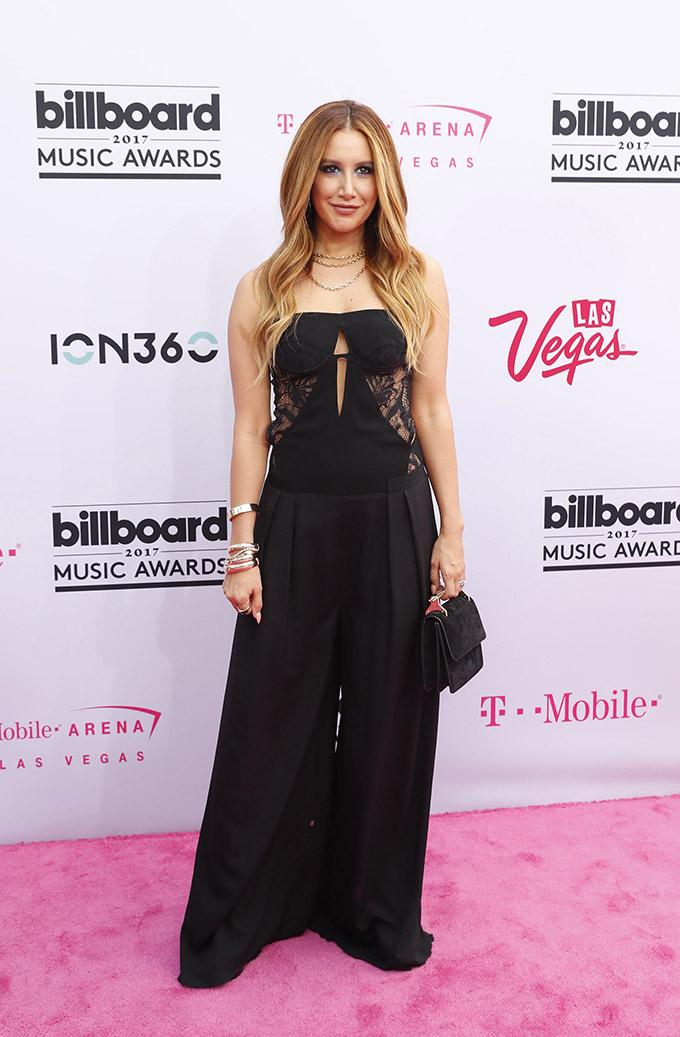 2017 Billboard Music Awards – Arrivals - Las Vegas, Nevada, U.S., 21/05/2017 - Ashley Tisdale.  REUTERS/Steve Marcus