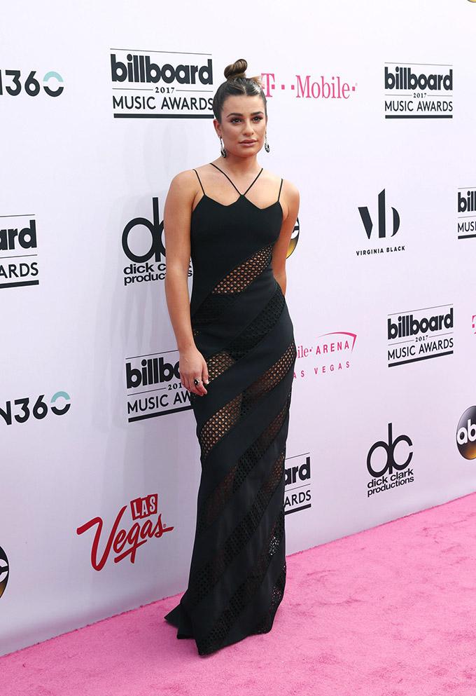 2017 Billboard Music Awards – Arrivals - Las Vegas, Nevada, U.S., 21/05/2017 - Actress Lea Michele. REUTERS/Steve Marcus