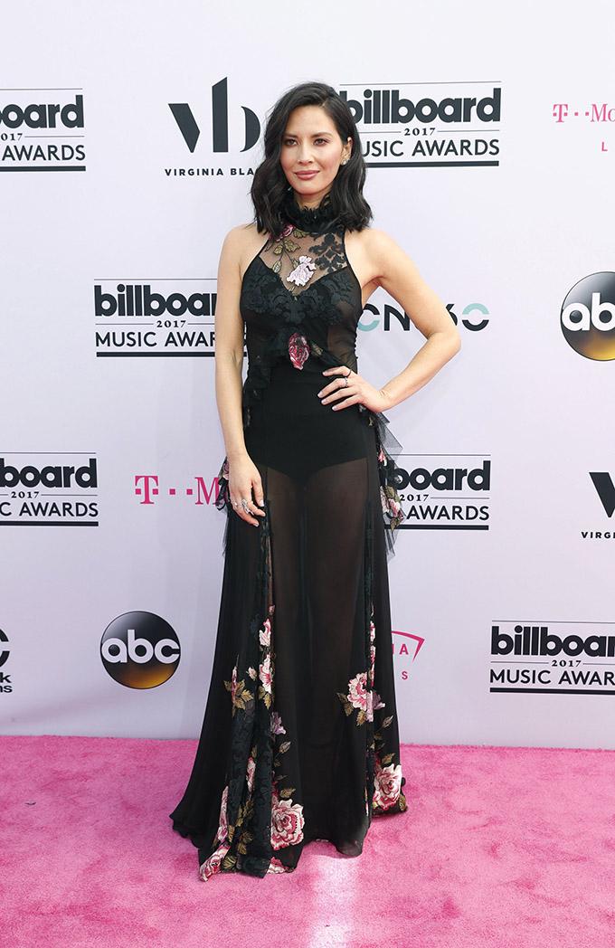 2017 Billboard Music Awards – Arrivals - Las Vegas, Nevada, U.S., 21/05/2017 - Actress Olivia Munn. REUTERS/Steve Marcus