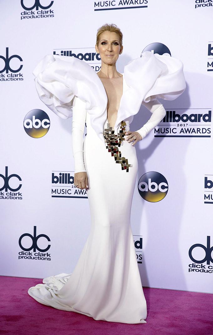 2017 Billboard Music Awards – Photo Room - Las Vegas, Nevada, U.S., 21/05/2017 - Celine Dion. REUTERS/Steve Marcus