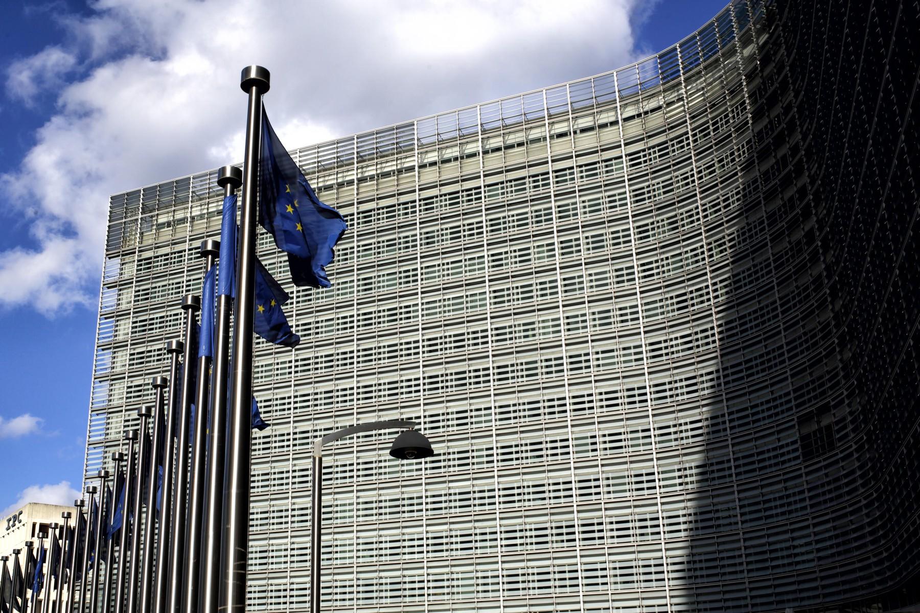 Zgrada EK u Bruxellesu