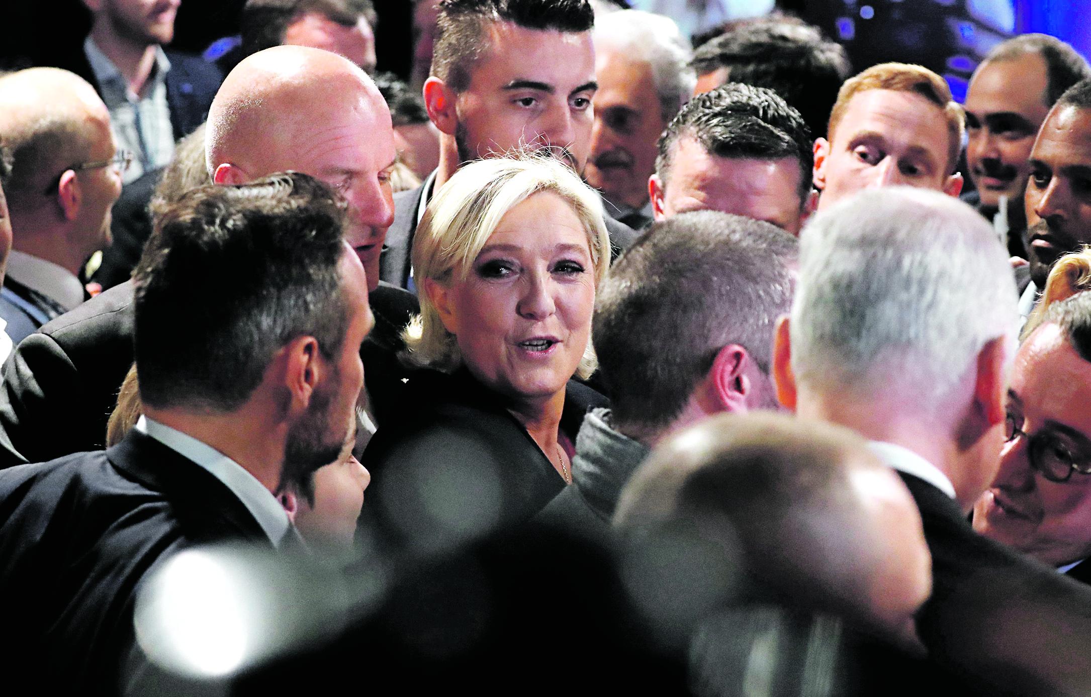 Marine Le Pen vjeruje da joj podrška od 34 posto s predsjedničkih izbora može pomoći da konačno uvede svoju stranku u Narodnu skupštinu te da postanu aktivni čimbenik u definiranju domaće politike, a ne samo stranka koja uspijeva lokalno