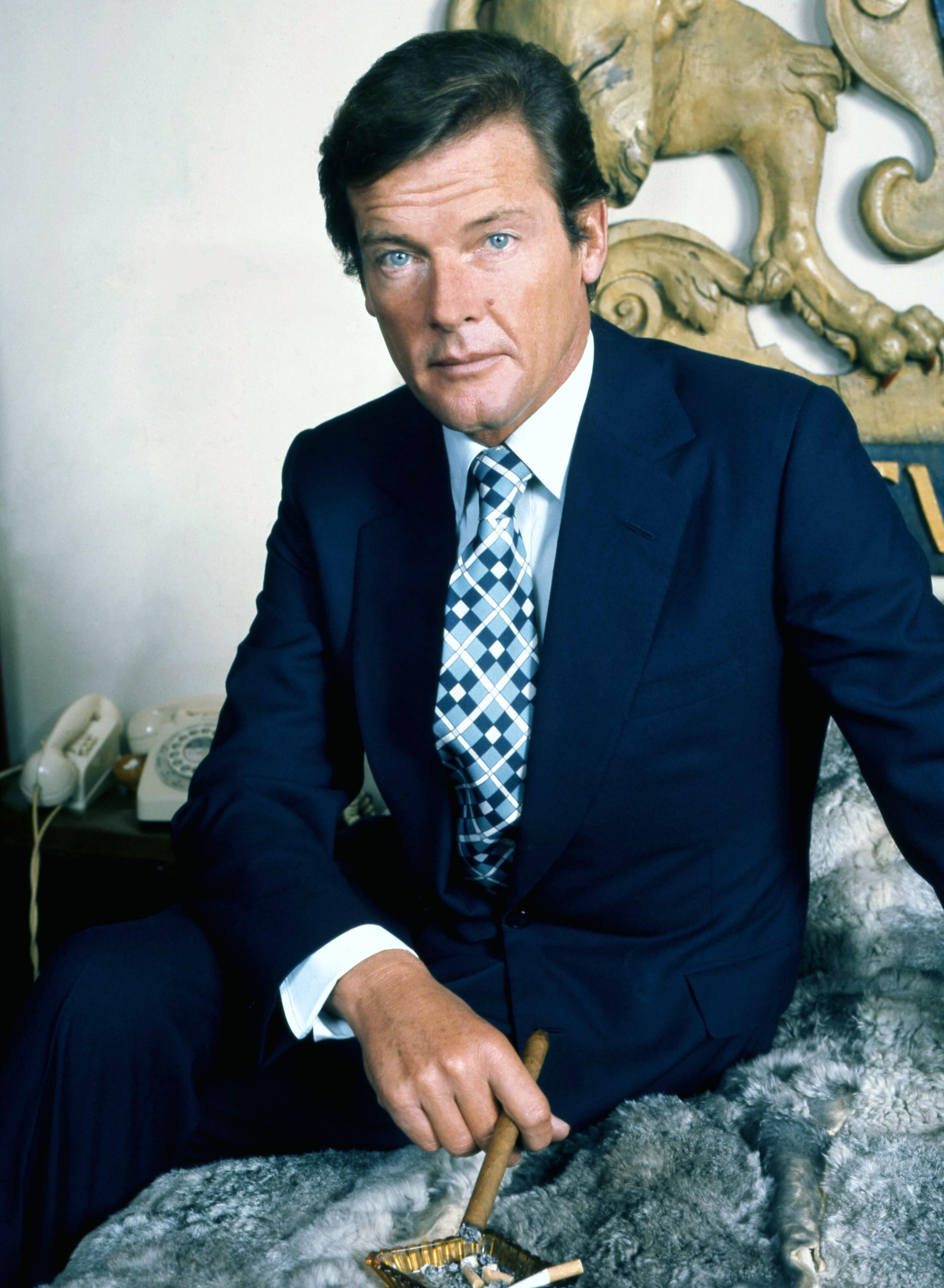 Sir Roger Moore (1973)