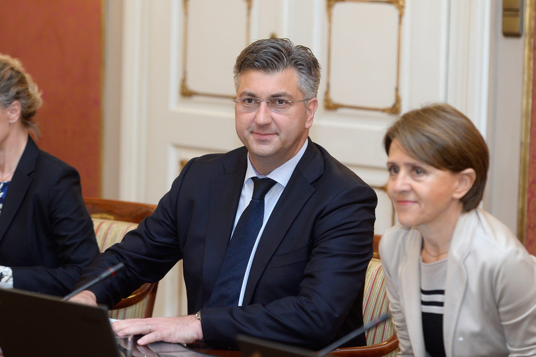 Vlada Plenković