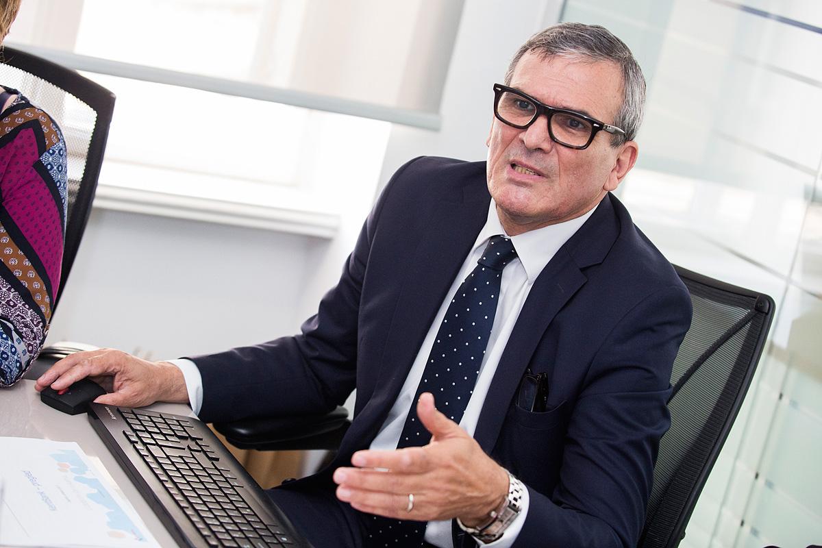 Ivo Bilić, predsjednik Uprave KentBanka