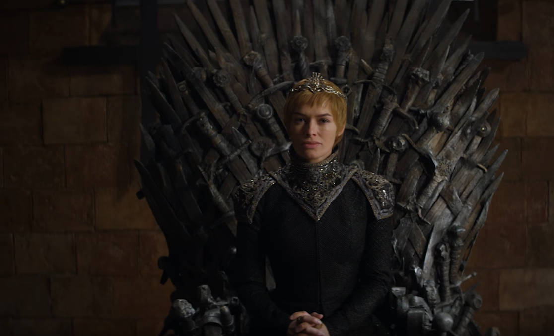 Lena Headey u ulozi Cersei Lannister
