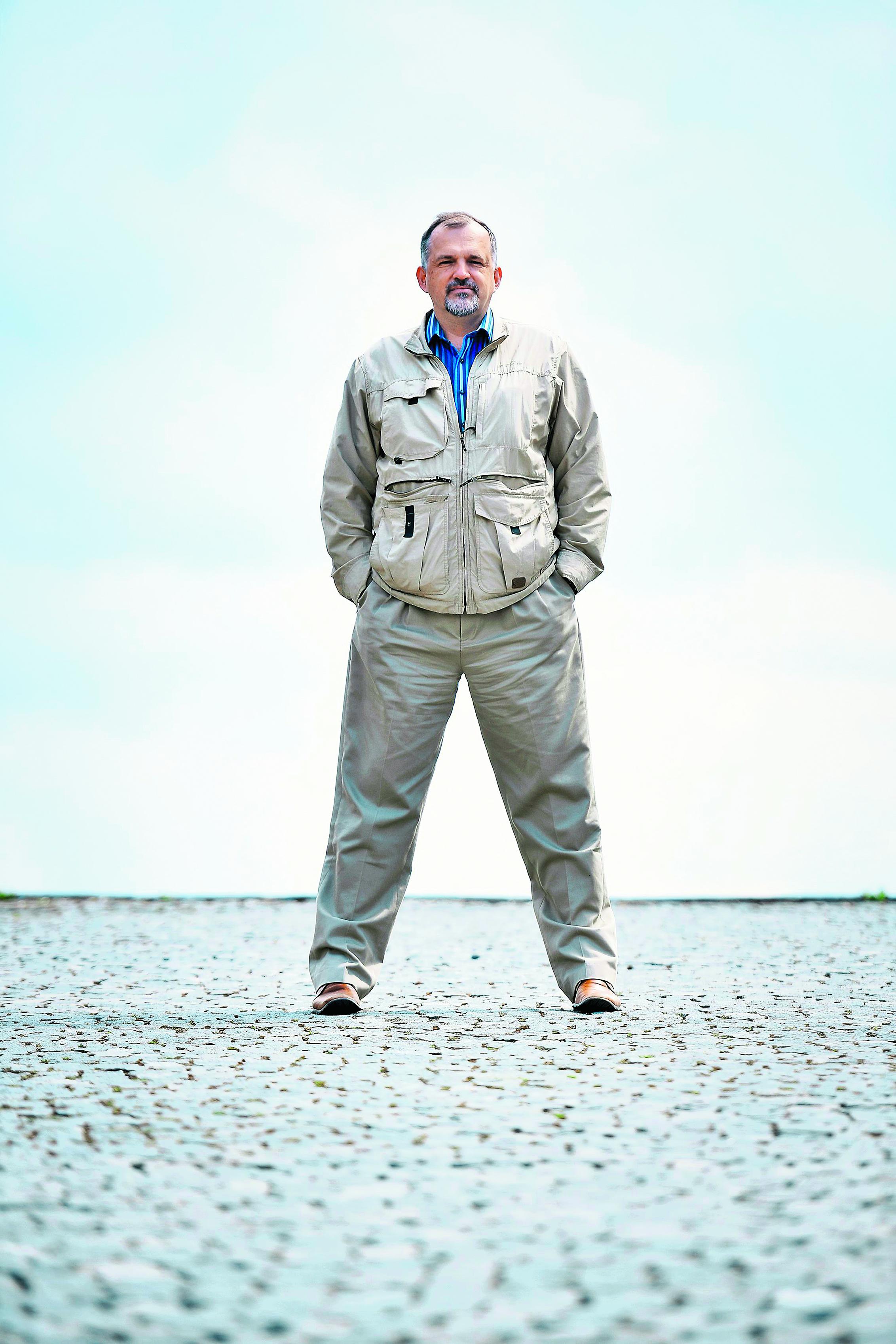 Poduzetnik i filantrop Krešimir Penavić