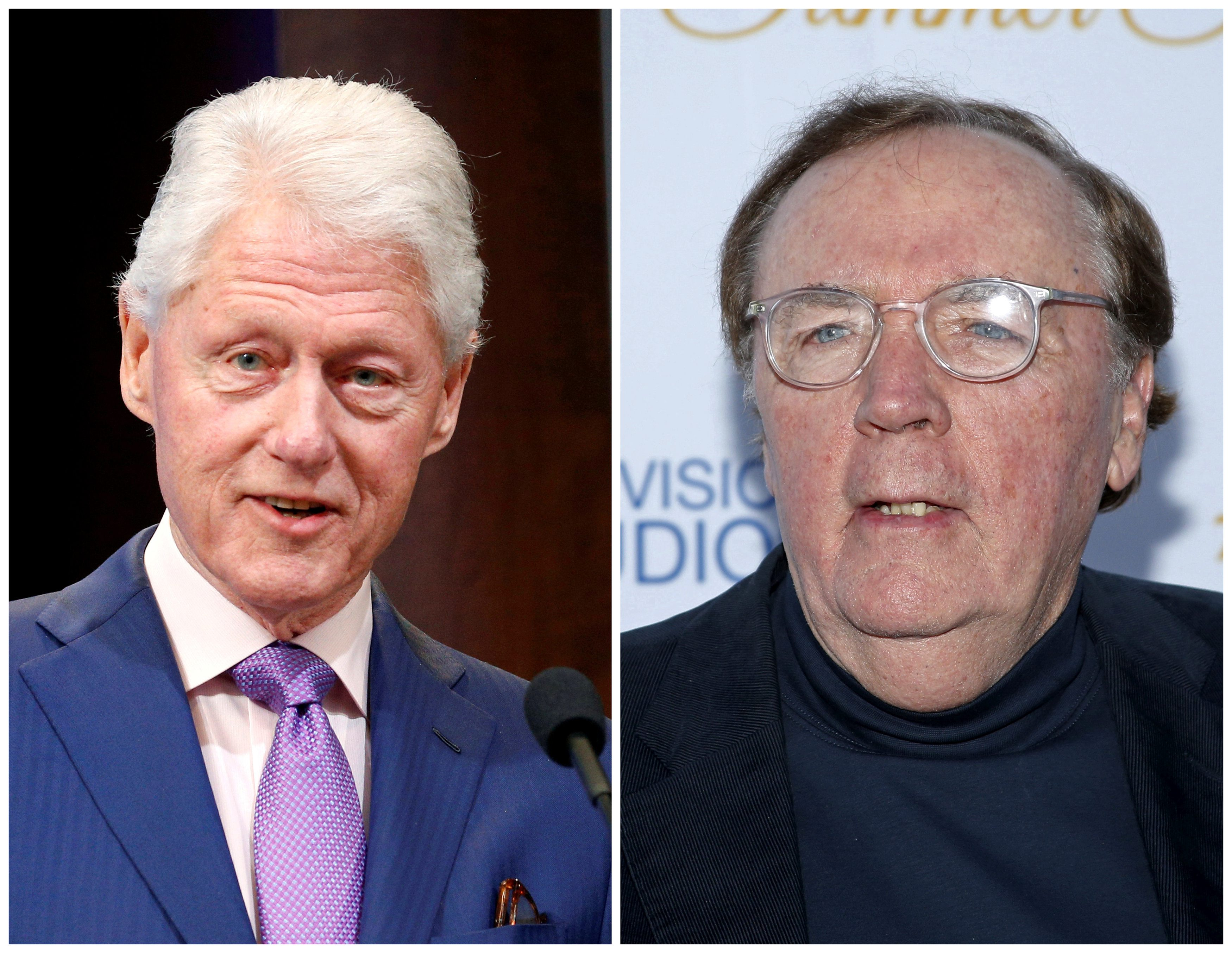 Bill Clinton i James Patterson