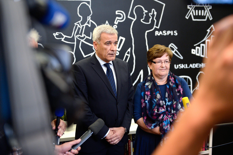 Na fotografiji: Ante Ramljak i Marica Vidaković