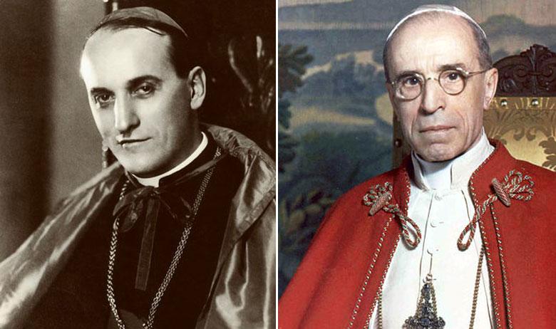 Alozije Stepinac, Papa Pio XII.