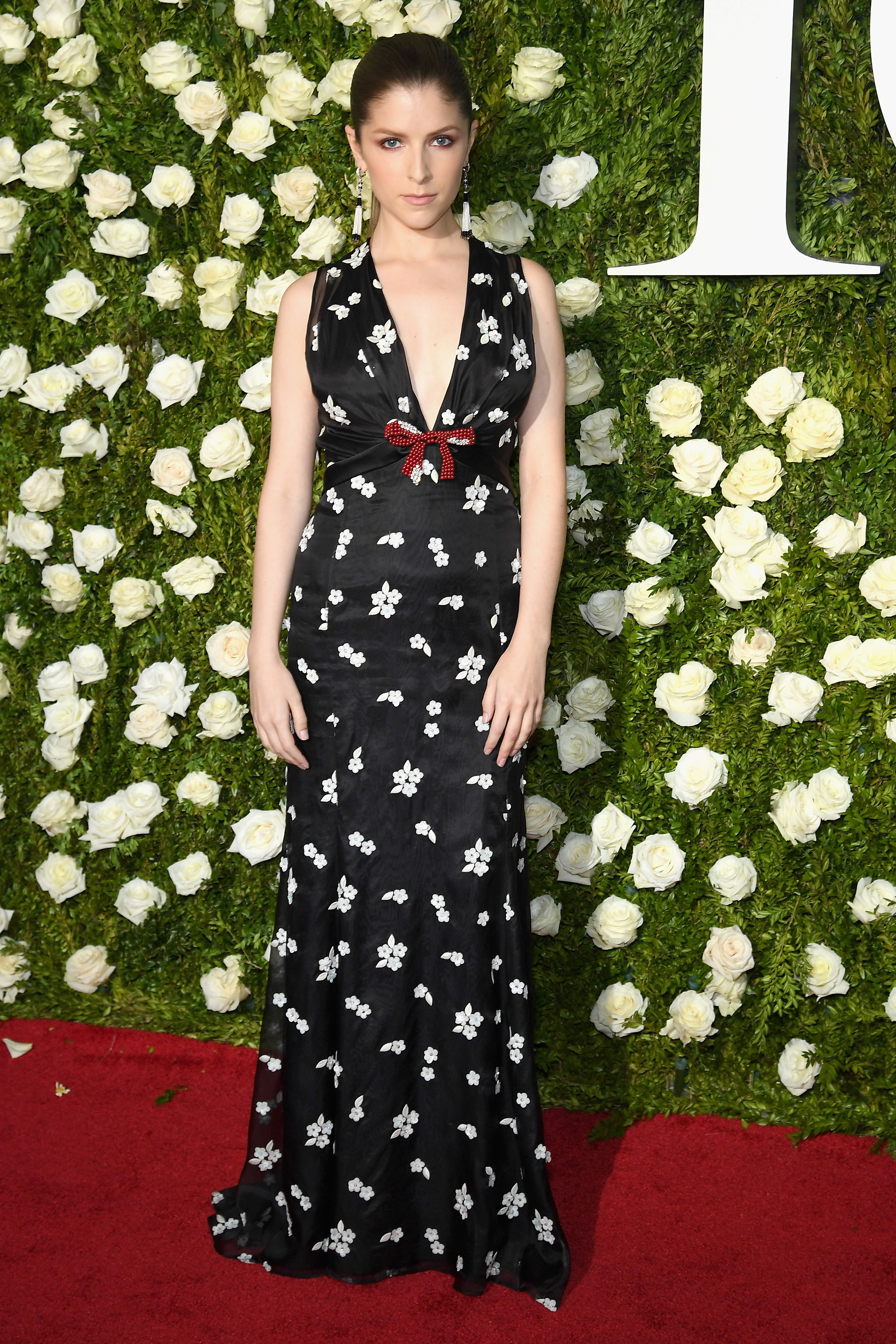 NEW YORK, NY - JUNE 11:  Actress Anna Kendrick attends the 2017 Tony Awards at Radio City Music Hall on June 11, 2017 in New York City.  (Photo by Dimitrios Kambouris/Getty Images for Tony Awards Productions)