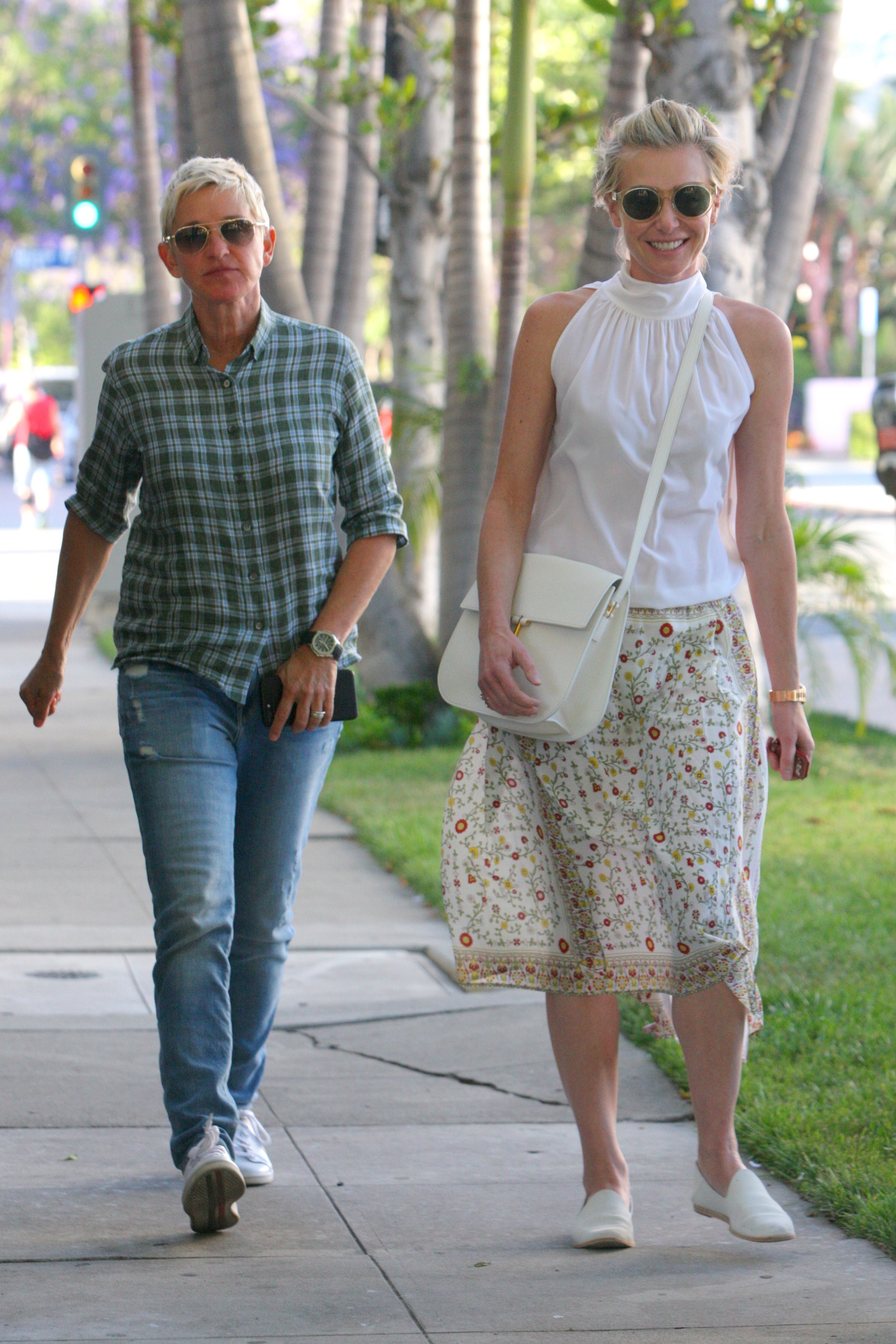 Ellen DeGeneres i njezina partnerica Portia de Rossi